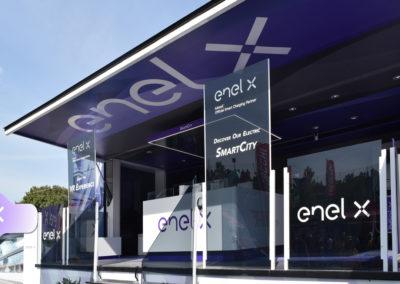EnelX Truck